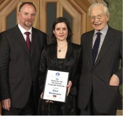 Michael Pleitgen, WSET Deutschland, Alice Beckmann, Michael Broadbent