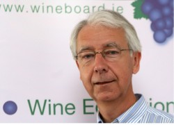 Mike Finegan vom Wineboard of Ireland