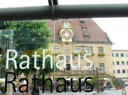 Rathaus Heilbronn foto:dierk schaefer/flickr