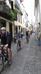 AIDA Mountain-Biker in Funchal