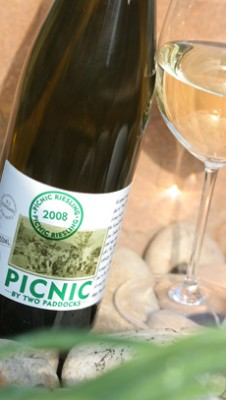 Picnic Riesling von Two Paddocks, NZ