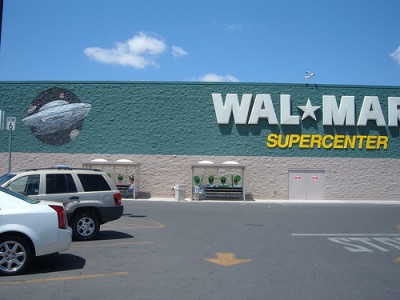 Walmart in New Mexico <br>foto:mbeldyk/flickr