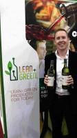 Lean & Green Dieter Lehmann <br> O-I Australia mit neuer Leichtflasche