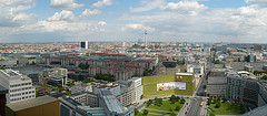 Berlin vom Potsdamer Platz <br>foto: inyucho/flickr
