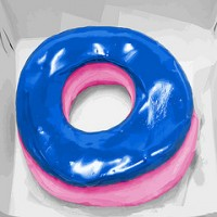My favorite donut foto:TheSearcher/flickr