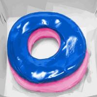 My favorite donut foto:TheSearcher/flickr
