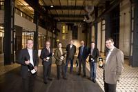 Gala großer Weine bei der Wein&Glas Gala am vergangenen Wochenende im e-werk in Berlin