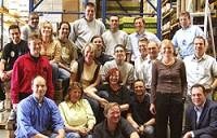 Das Rindchen-Team in Bönningstedt foto:Rindchen