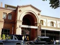 Die Arminius-Markthalle von 1891 in Berlin Moabit Foto: Zunft AG