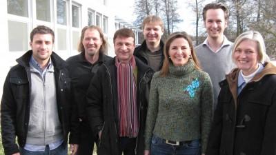 Die Teilnehmer am WSET Advanced Winterkurs an der Weinakademie Berlin
