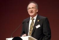 Dr. R. Nickenig, Geschäftsführer DWV foto:Messe Stuttgart