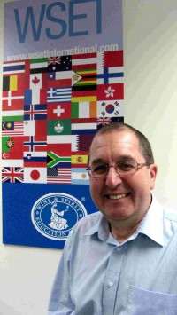 David Wrigley MW, Director International WSET London
