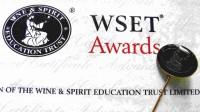 WSET Advanced Certificate und Anstecknadel