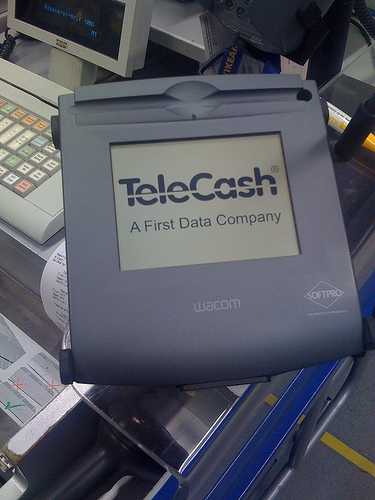 EC cash Kassen Terminal