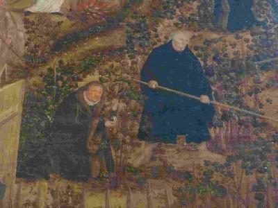 Der Weinberg des Herrn von Cranach d.J. (Ausschnitt)