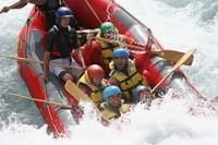 Wild Wasser Rafting