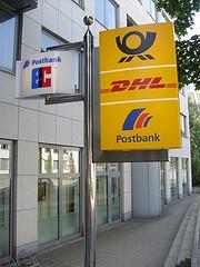 Filiale der Postbank