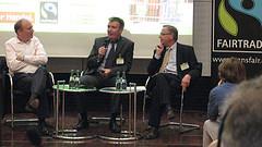 Robin Goudsblom - LIDL, David Rennie - Nestle, Michael Schellenberger - Lebensmittelzeitung