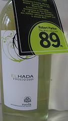 Rueda 89 Parker Points