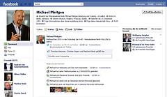 das neue Facebook Profil