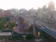 London Southwark - der Bauboom täuscht foto:mpleitgen