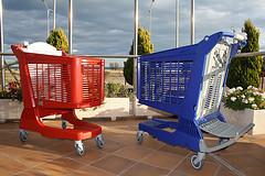 Supermarkt cart