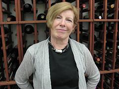 Mary Ewing-Mulligan MW - Autorin von Wine for Dummies foto:mpleitgen