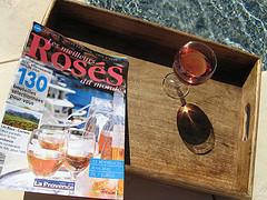Rosé-Boom