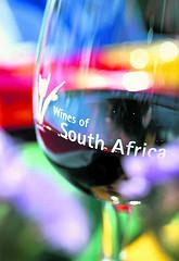 Südafrika Weinshow