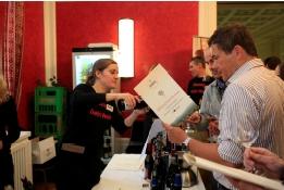 Weinbund Berlin Jahrespräsentation 2011