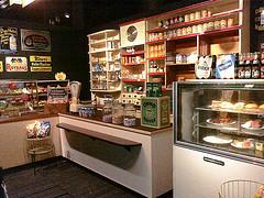 Kaufladen aus den 60er Jahren foto:mpleitgen
