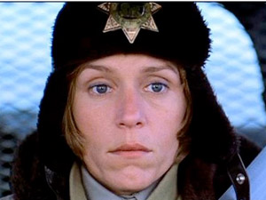 Mein Winter-Favorir FARGO mit Frances McDormand