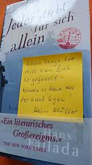 Empfehlung beim Buchhändler