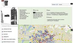 Begrüßungsseite Berlin Food Info