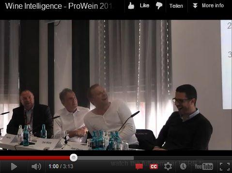 Michael Pleitgen, Mike Paul, Dirk Würtz, André Ribeirinho