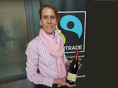 Mariska Przyklenk Fairtrade Deutschland