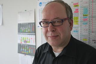 Karl-Heinz Wenzlaff - blogtrainer.de