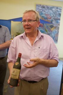 Joe Frei Steinfels Weinauktionen Zürich