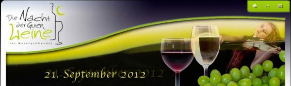 Logo Lange Nacht der Guten Weine
