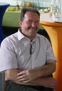 Dieter Stoll Inhaber und Geschäftsfüher VINEXUS