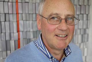 Paul Boutinot, Weinhändler aus Manchester und Eigentümer von Waterkloofwines foto:mpleitgen