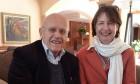 Jacques Heon und Anja Wetzl