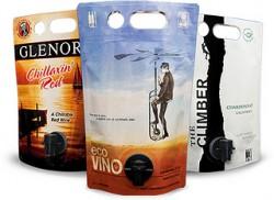 Wein pouches foto:Astrapouch