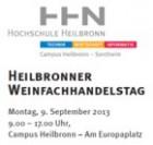 Heilbronner Fachhandelstag 9. September 2013