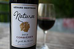 ohne Schwefel - Gerard Bertrand NATURAE von Jacques' Wein-Depot foto:mpleitgen