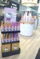 Hello Kitty Partygetränk für Kinder foto:mpleitgen