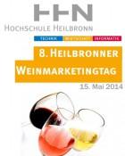 8. Heilbronner Weinmarketingtag am 15. Mai 2014