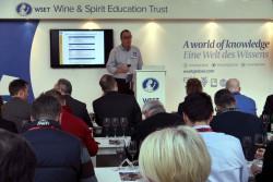 Großes Interessse für die WSET Kurz-Seminare bei der PROWEIN Foto: Weinakademie Berlin