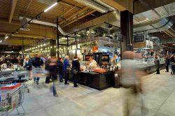 Eröffnung der Markthalle Krefeld